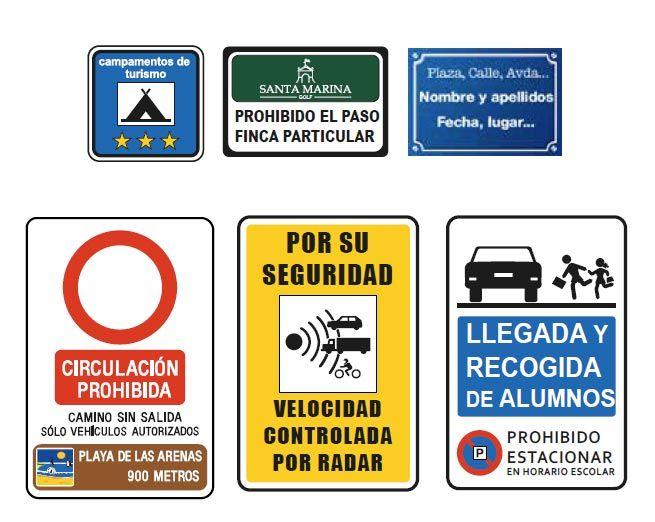 señales personalizadas