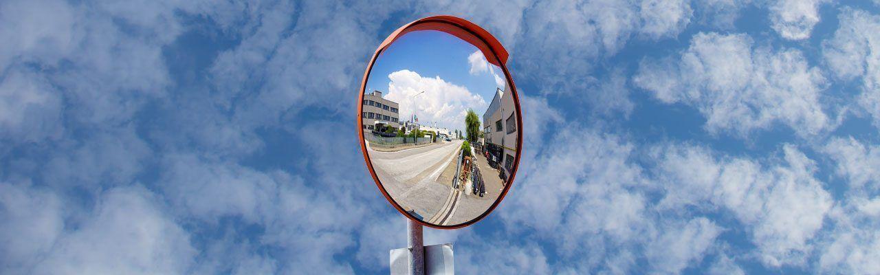 espejos de trafico